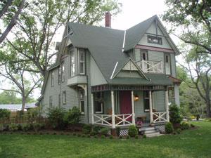 Hazen house