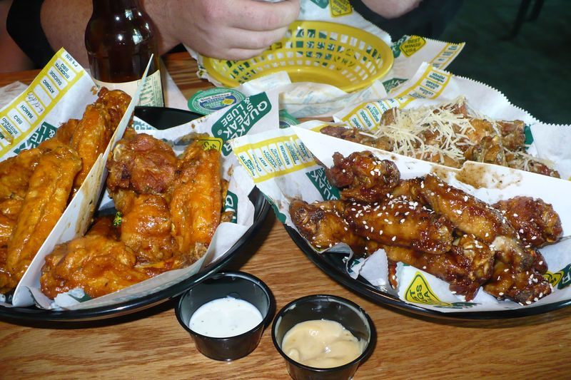 Quaker Steak! 007
